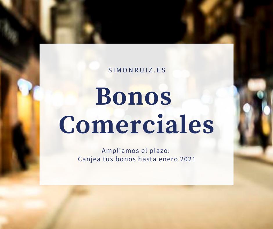 Bonos comerciales 2020