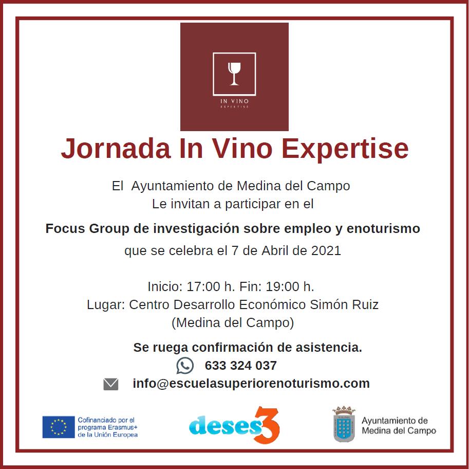 In Vino Expertise