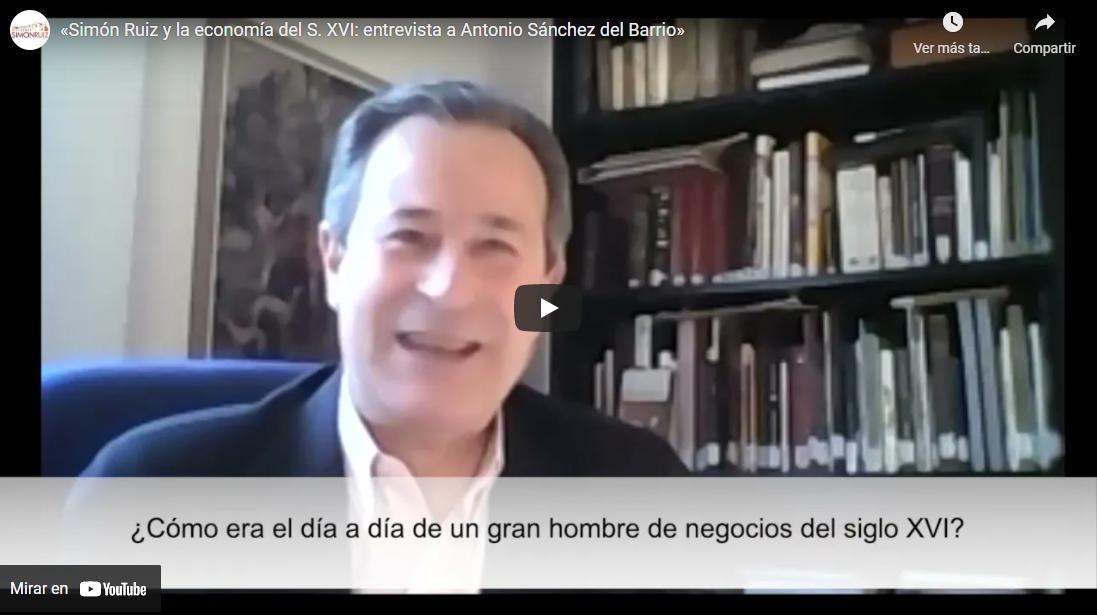 Simón Ruiz y la economía del S. XVI